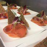 plat traditionnel - saumon
